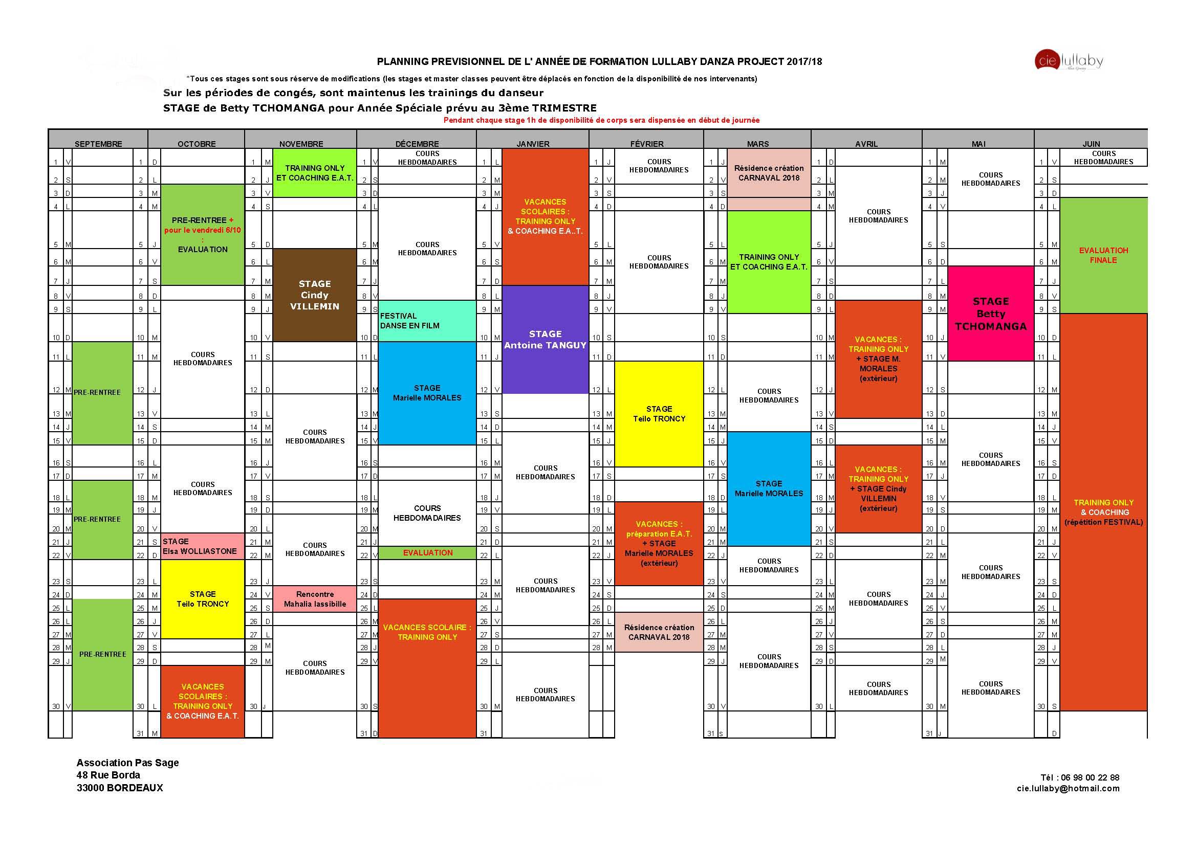 PLANNING annuel prévisionnel FP12 copie